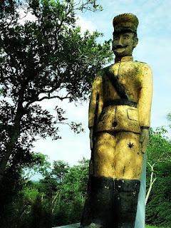 Estátua Coronel Genuíno Sampaio,  Sapiranga