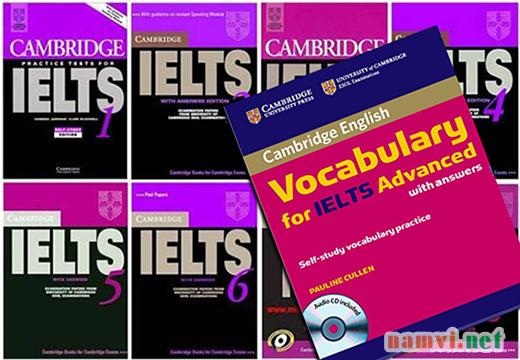 Cambridge IELTS Practice Tests 1-10