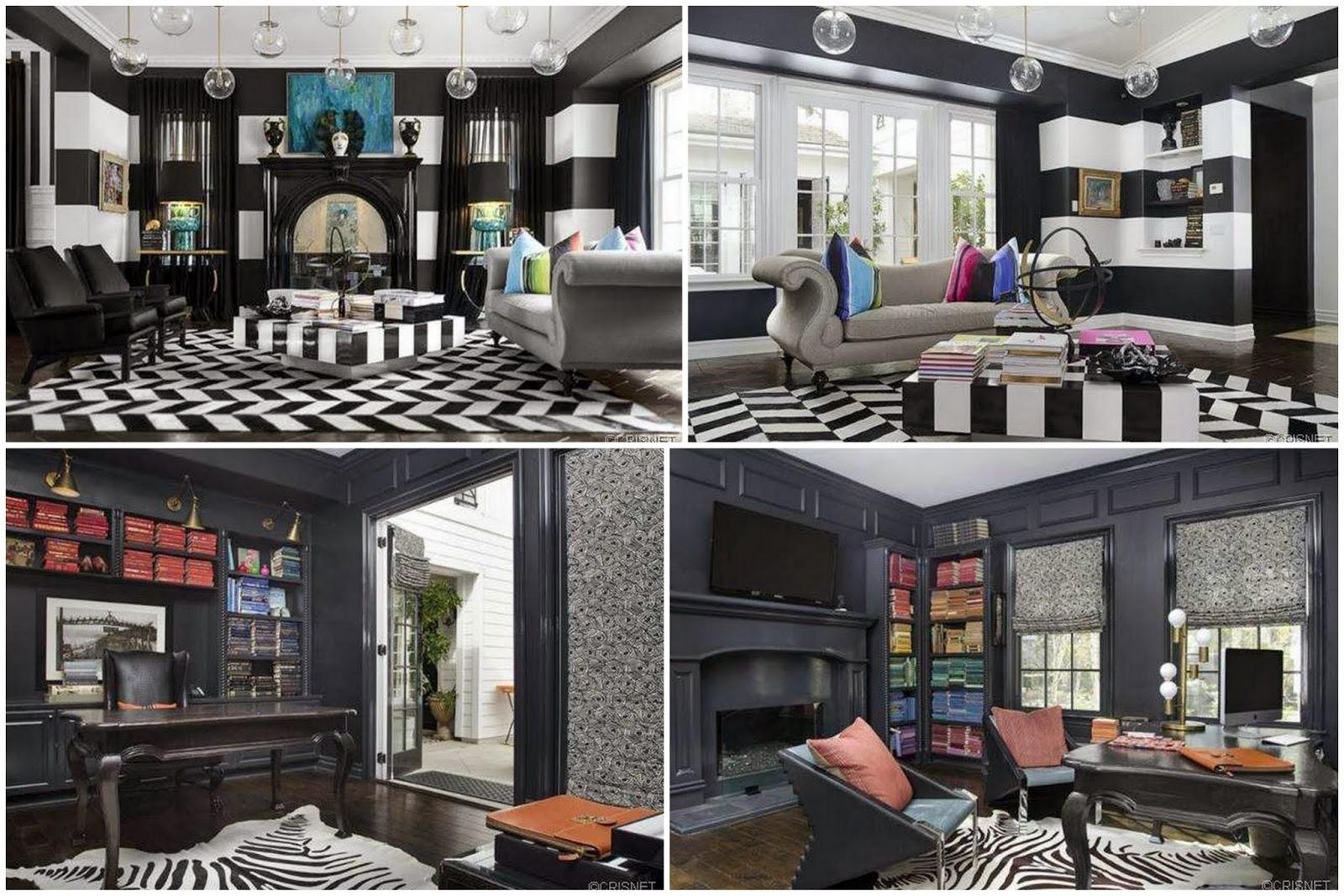 Celebrity Homes Celeb RE Kourtney Kardashian Lists Calabasas
