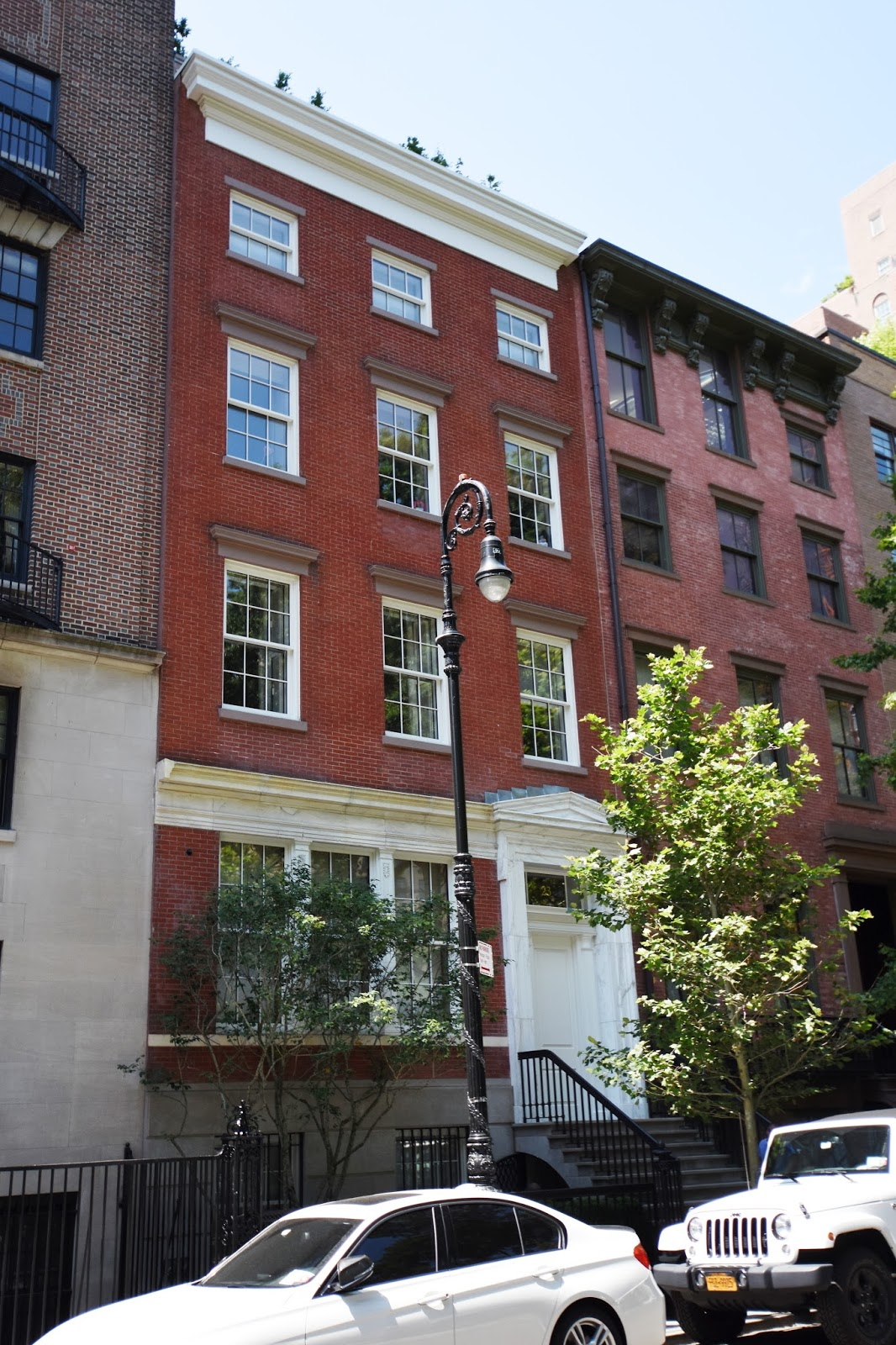 Daytonian In Manhattan The Wm Templeton Johnson House