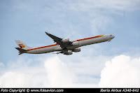 Airbus A340 / EC-IZY