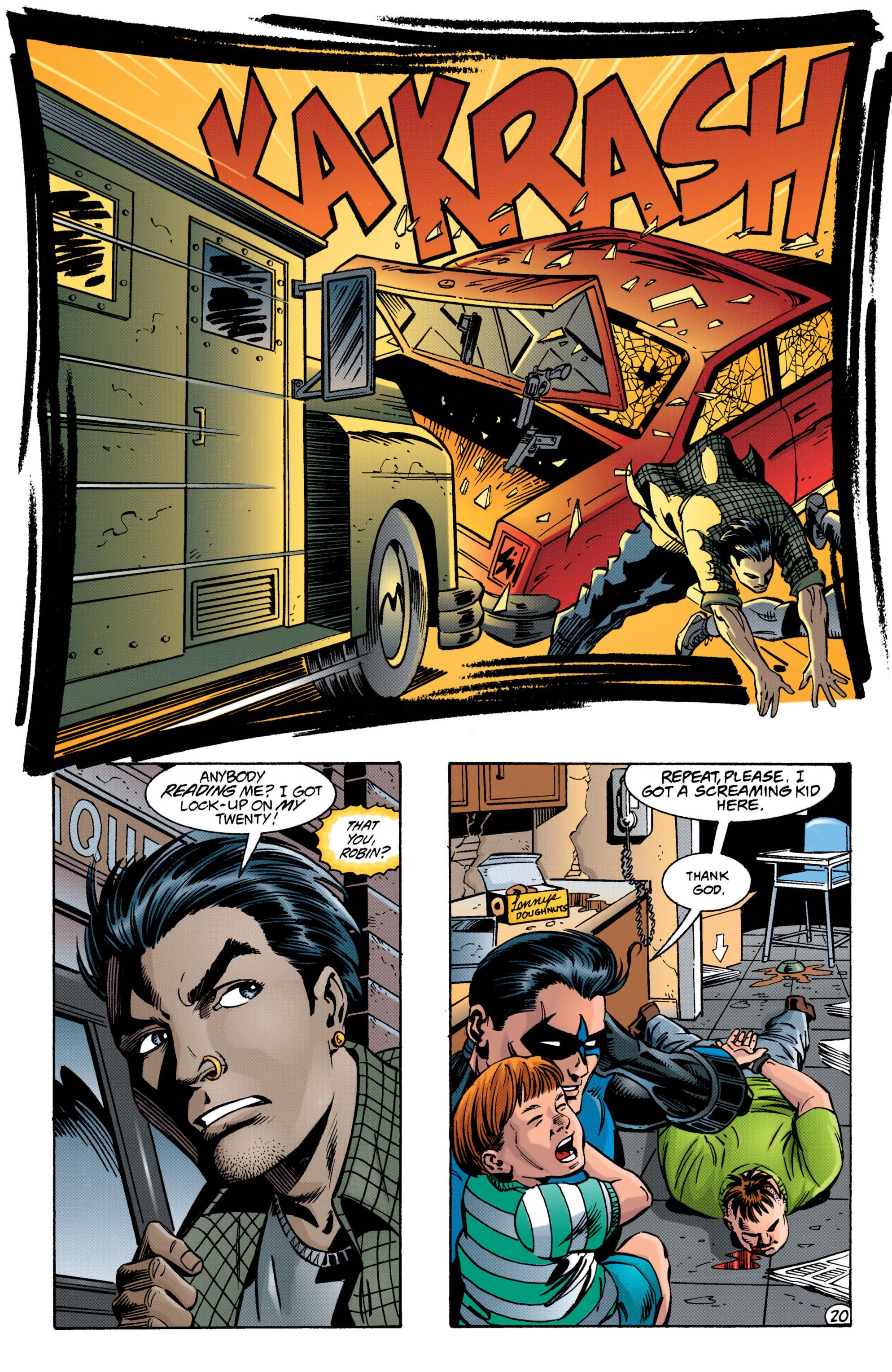 Detective Comics (1937) 698 Page 19