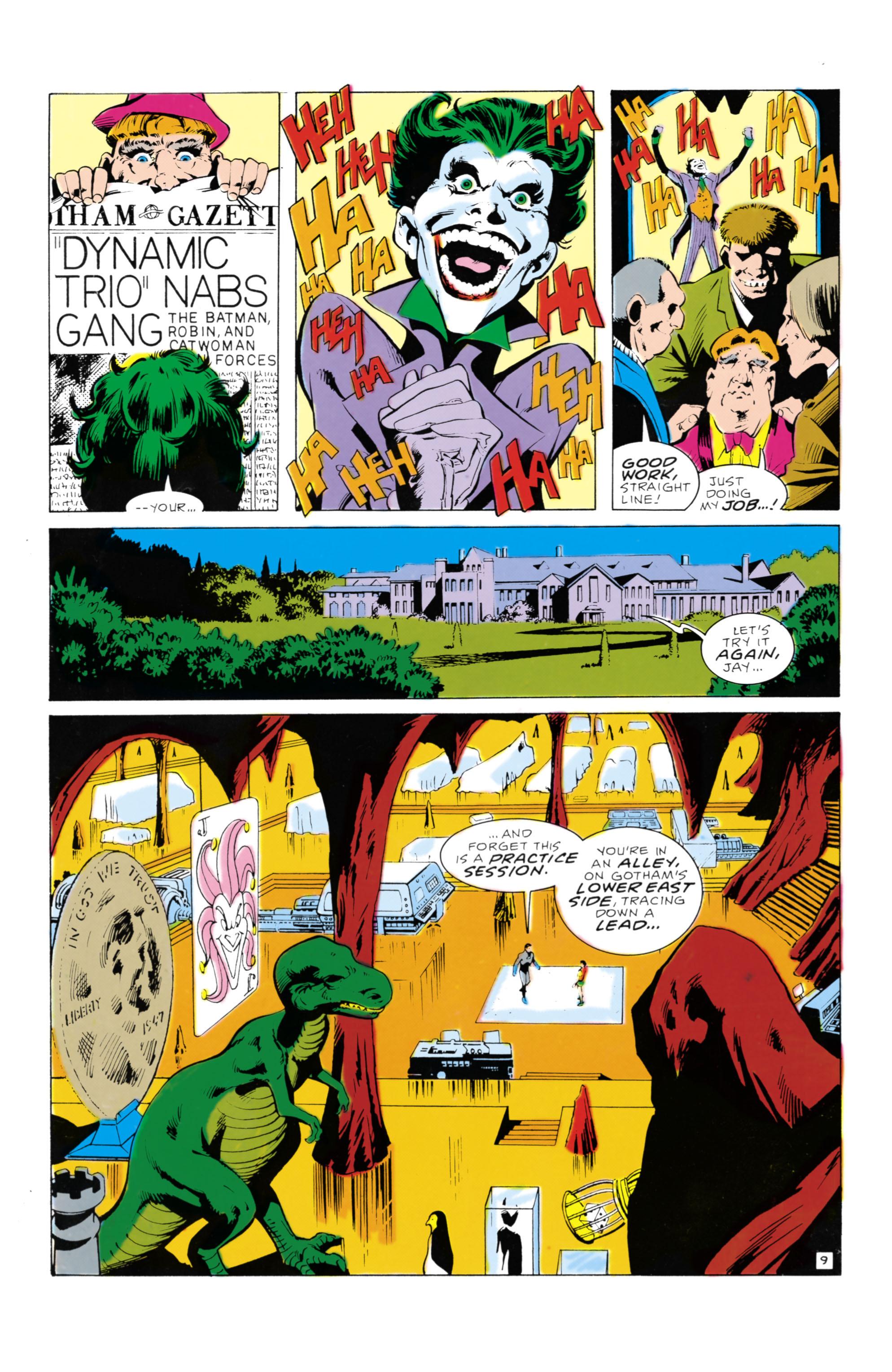 Detective Comics (1937) 569 Page 9