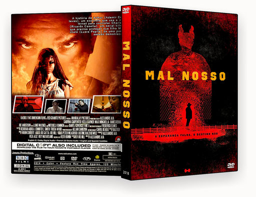 CAPA DVD – Mal Nosso DVD-R