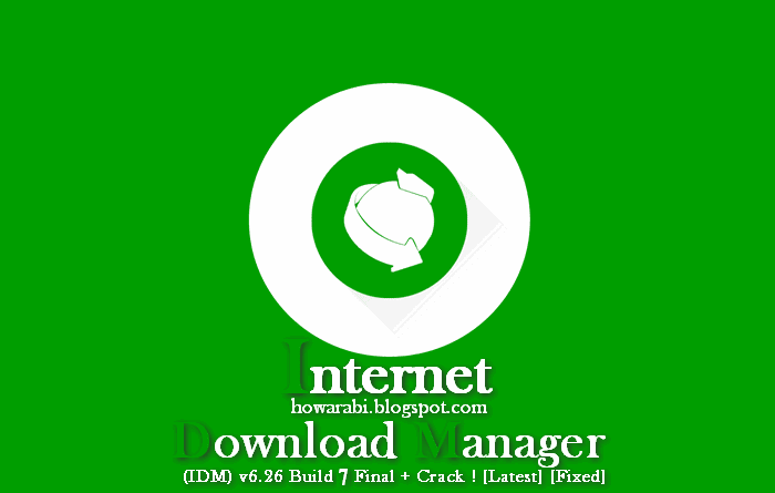 Internet Download Manager (IDM) v6.26 Build 7 Activator Only Internet Download Manager increases download speed with built-in download logic accelerator