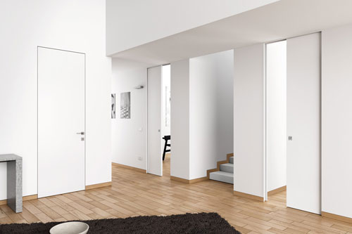Arredo e design perch scegliere le porte filo muro eclisse come dare carattere alla propria - Porta a filo muro prezzi ...