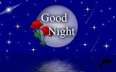 Good Night Status in English