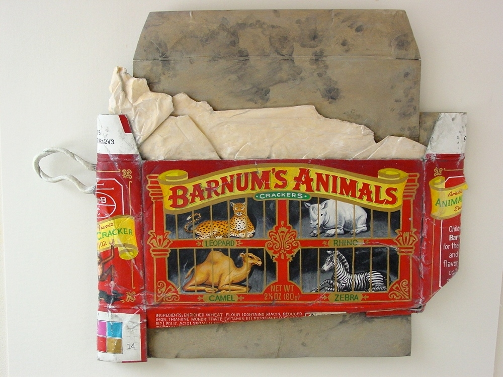 11-Animal-Crackers-Tom-Pfannerstill-Hyper-Realistic-Paintings-Sculptures-From-the-Street-www-designstack-co