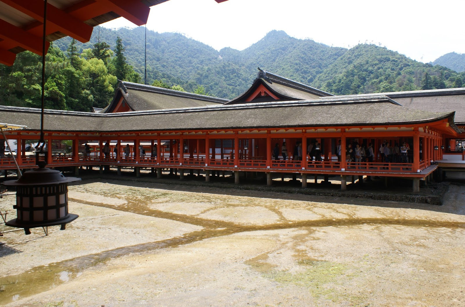 miyajima itsukushima shrine sanctuaire japan