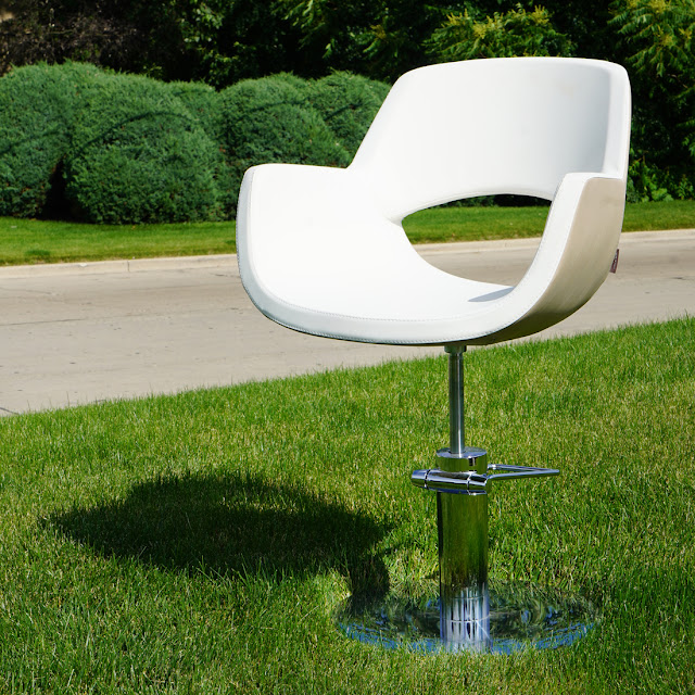 Michele Pelafas Pinch Salon Styling Chair