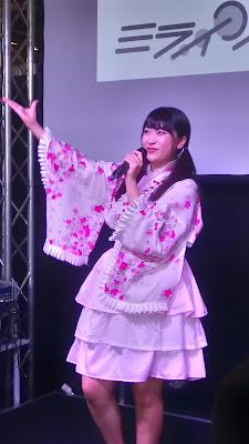 ミライスカート Miraiskirt - 児島真理奈 Marina Kojima - Japan Expo 2018