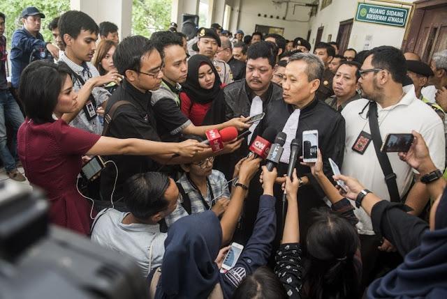 Susun Tuntutan untuk Ahok, Jaksa Minta Doa Masyarakat