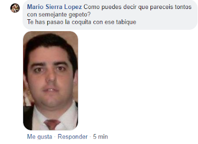 Mario Sierra López VS Ramón Guimerá Lorente