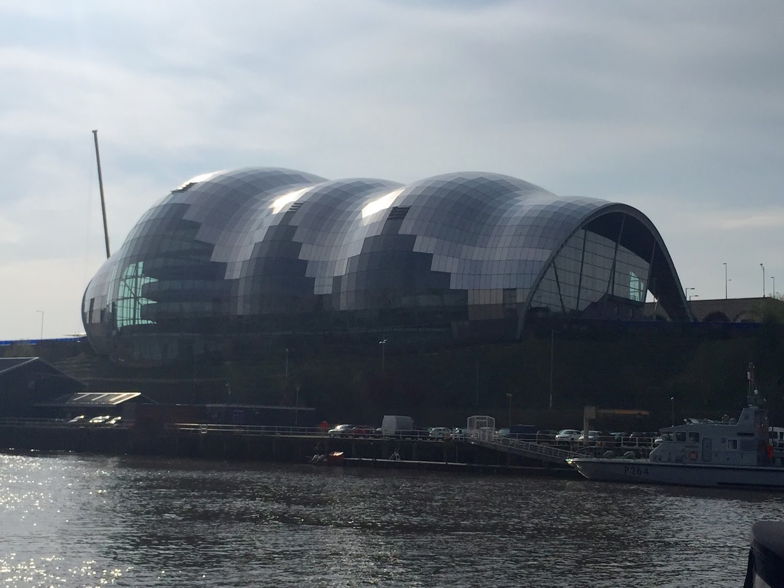 10 Places To Visit | Newcastle - Gateshead Quayside - The Sage