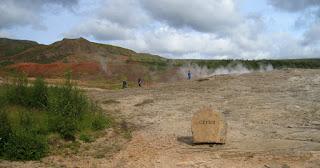 Geysir, inactivo por el vandalismo de algunos turistas