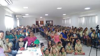 VI Semana Municipal de Leitura aconteceu com sucesso em Picuí
