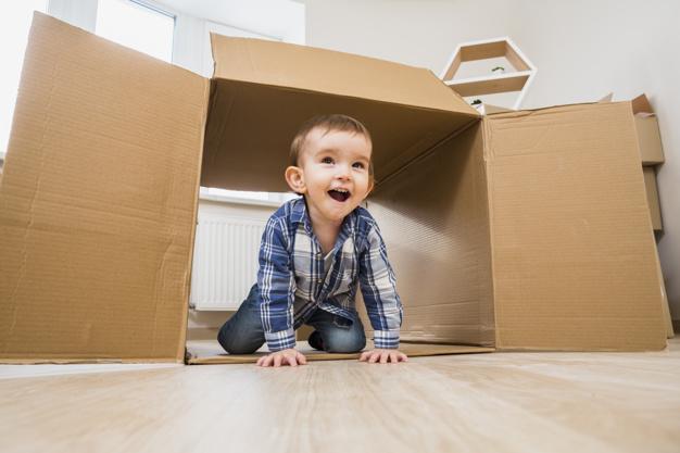 A riqueza do trabalho com brinquedos não estruturados em creches e pré-escolas
