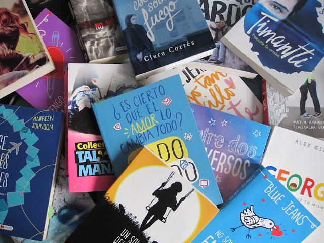 Mi Año 2016 en Libros