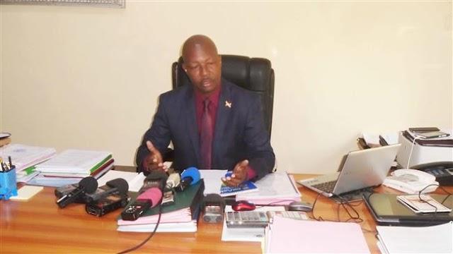 Burundi minister Emmanuel Niyonkuru assassinated in Bujumbura