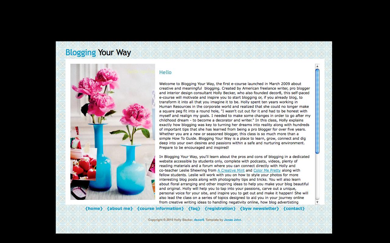 ou creative writing course review