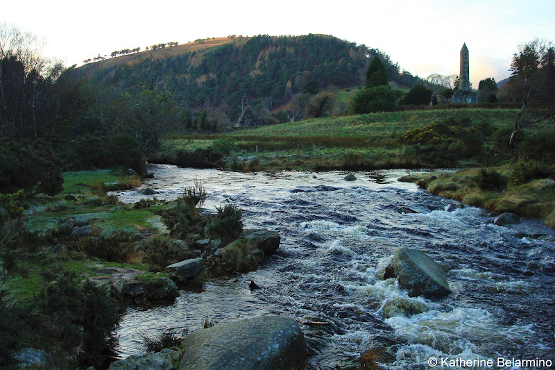 Glendalough Things to See in Ireland Road Trip Itinerary