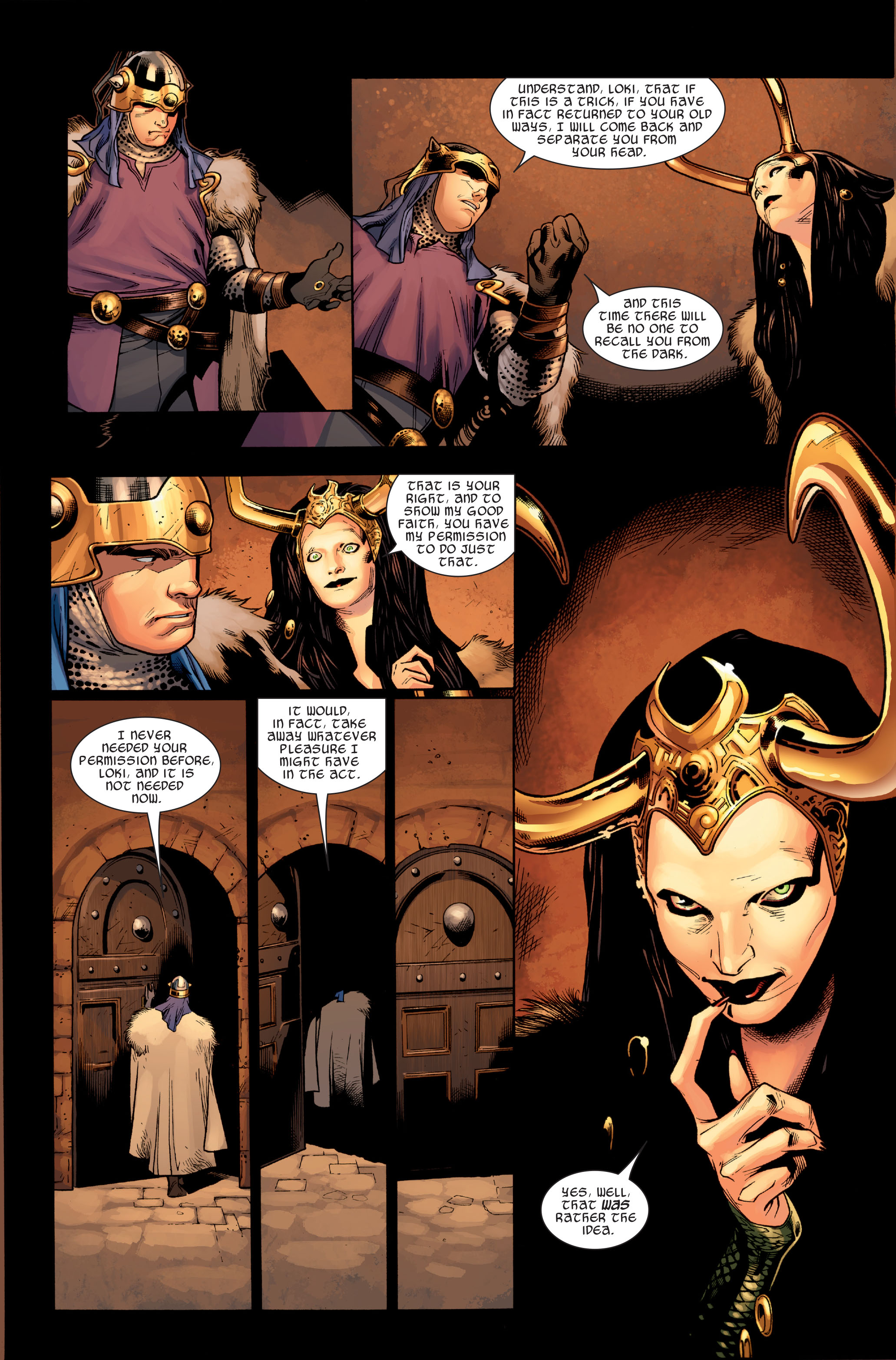 Thor (2007) Issue #9 #9 - English 7