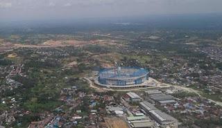 stadion indonesia mirip markas arsenal