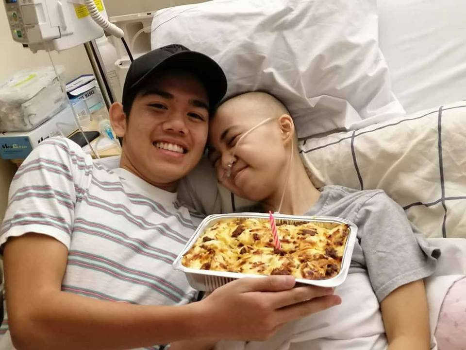 BF announces death of inspiring student with cancer