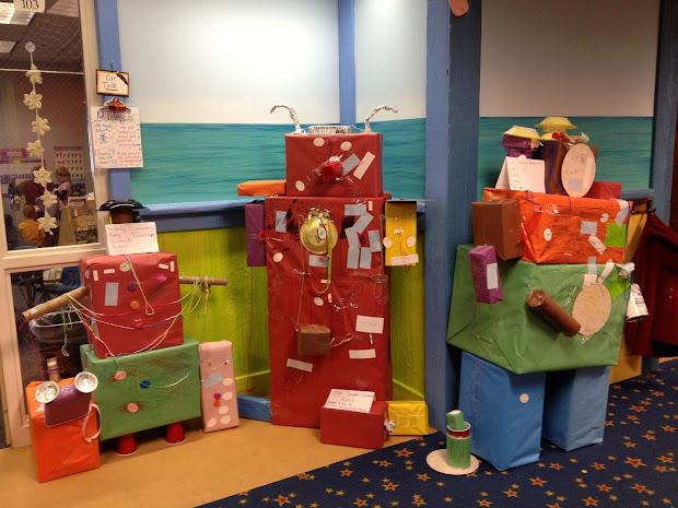 Preschool Recycling Art Projects