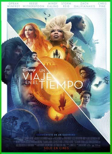 Un Viaje en el Tiempo (2018) | DVDRip Latino HD GDrive 1 Link