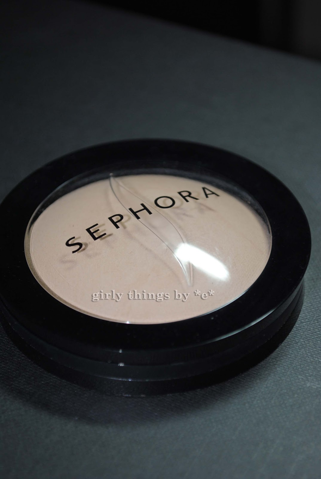 Product Review: Sephora Microsmooth Foundation Powder