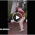WATCH Video: Man strⅰps Nakeⅾ in front of his debtors house in a bid to collect his money