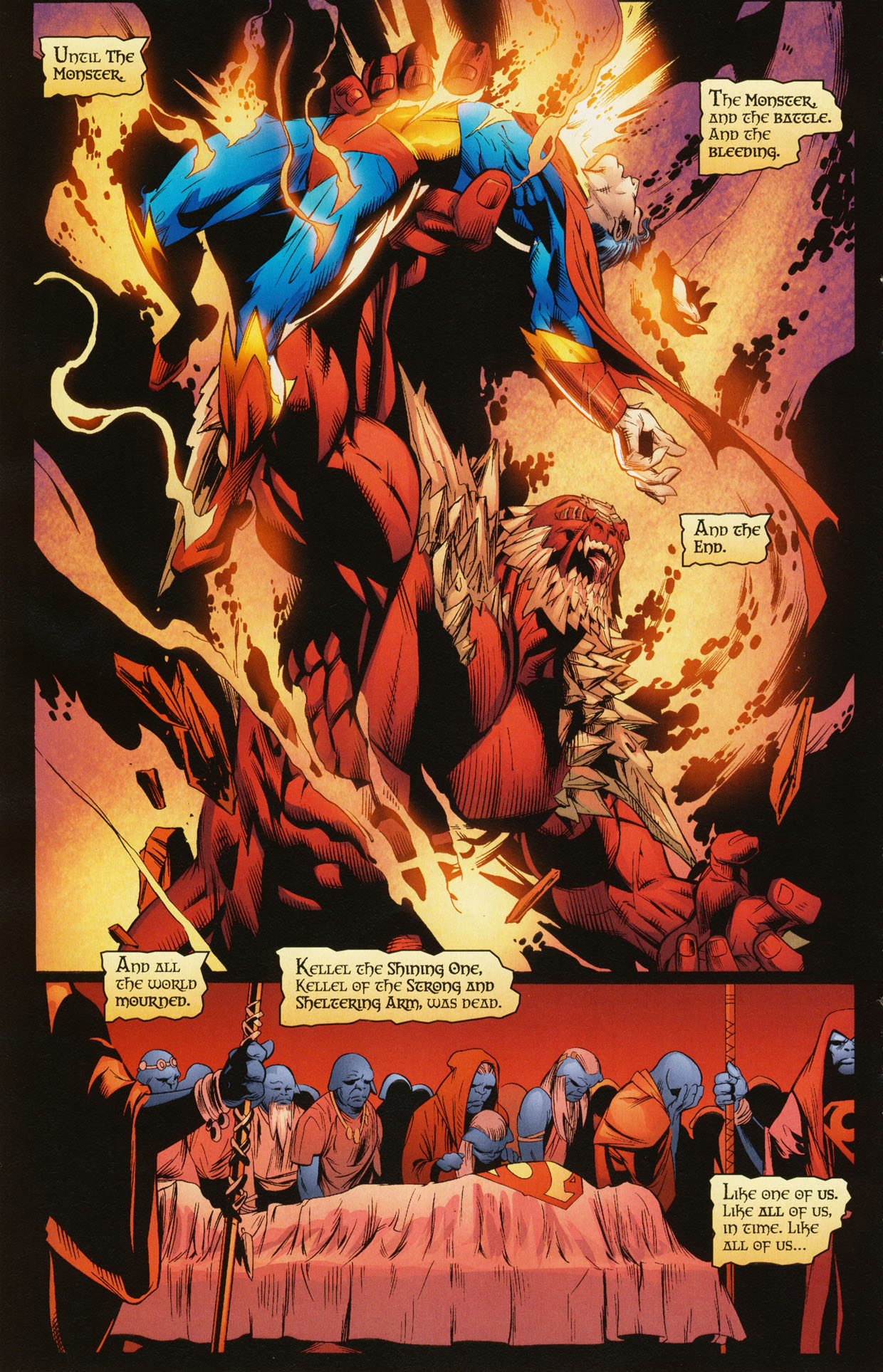Read online Trinity (2008) comic -  Issue #34 - 13