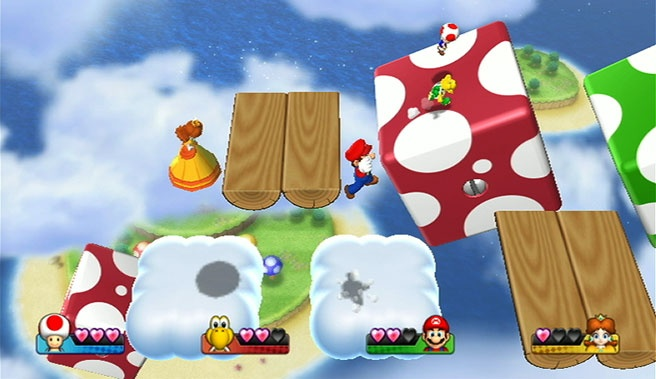3d Games Mario Party 9 Wii Review