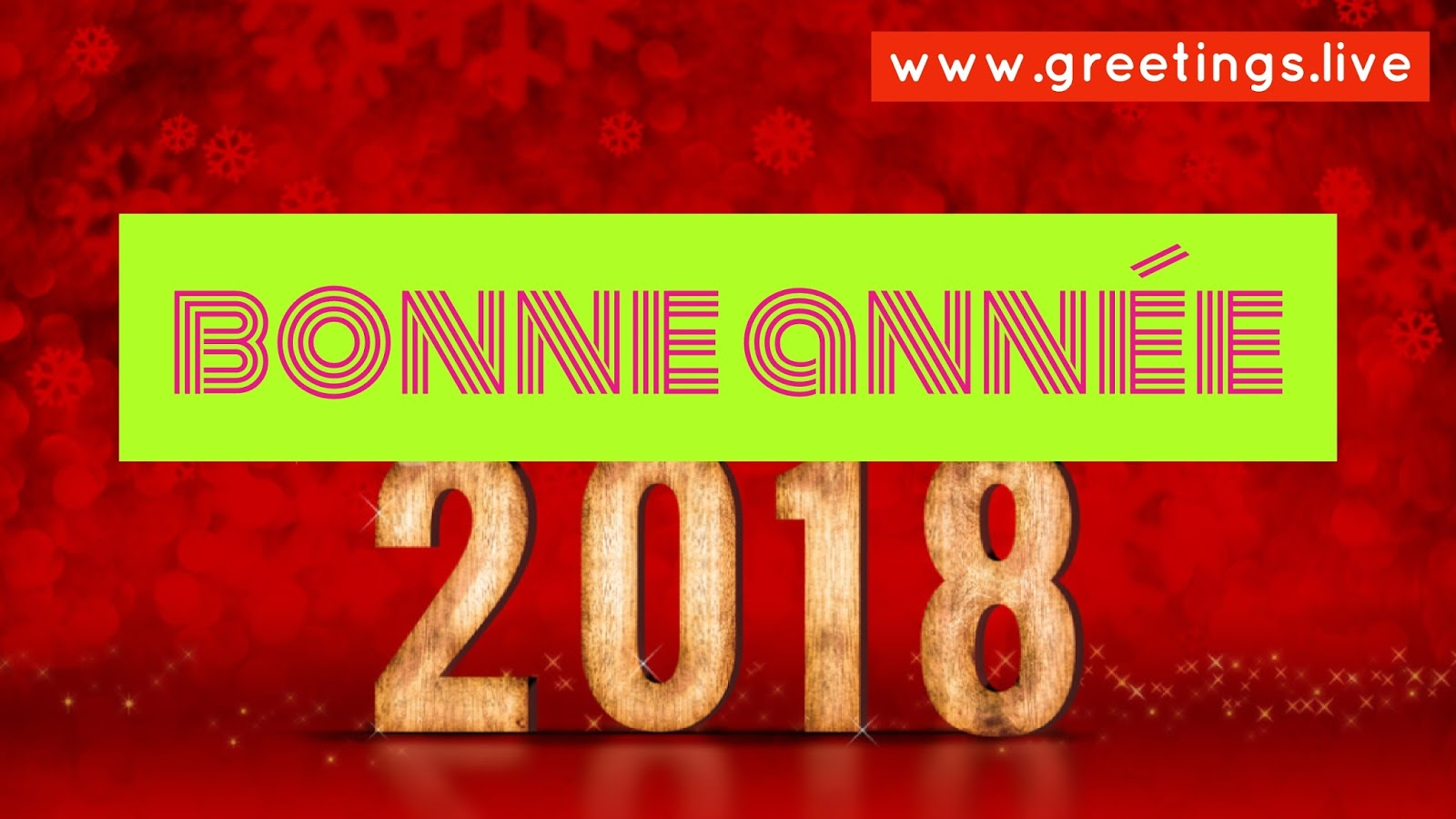 2018 New Year Wishes Greetings French Greetings On Happy New Year 2018