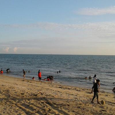 Tempat Menarik di Melaka Tanjung Bidara Pengkalan Balak