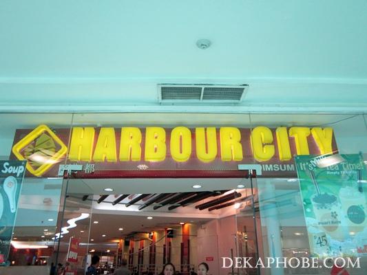 i am a dekaphobic]: Chowdown Cebu: Harbour City Dimsum House