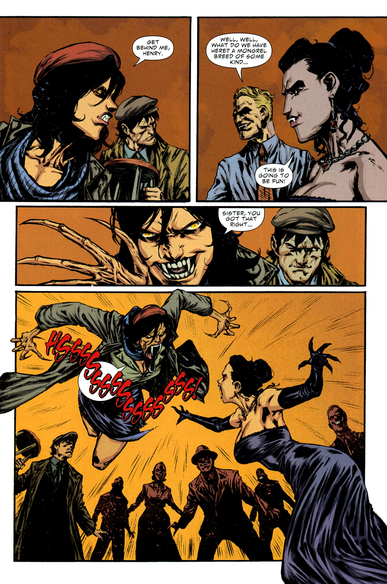 American Vampire issue 11 - Page 3