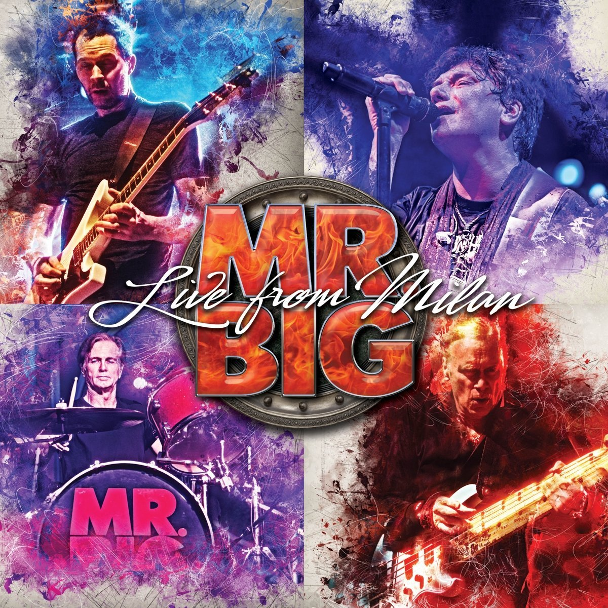 Mr big live from milan nouvel album music surf by k 39 s 207 for Mr big live from the living room