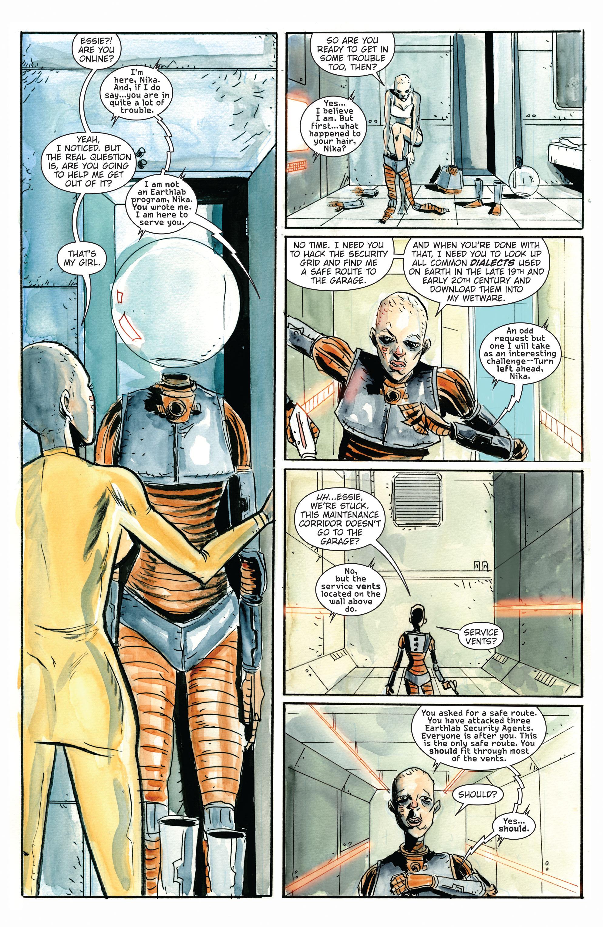 Read online Trillium comic -  Issue # TPB - 66