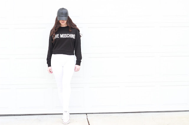 Streetwear x Moschino