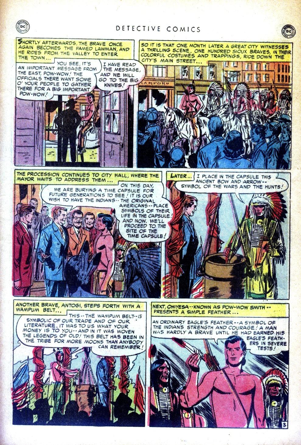 Read online Detective Comics (1937) comic -  Issue #169 - 41