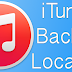 Find iTunes Backup Location for Windows / Mac