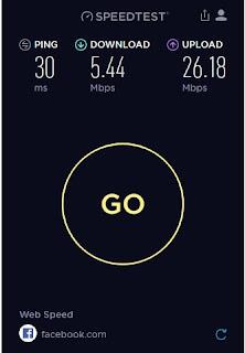Cara Mengetahui Kecepatan Internet dengan Speedtest Ookla