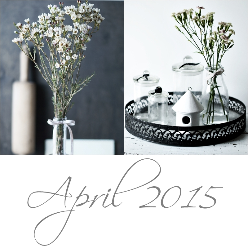 Blog + Fotografie by it's me! - Collage Friday Flowerday - April 2015
