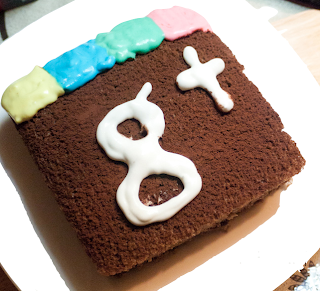 Gâteau Google+