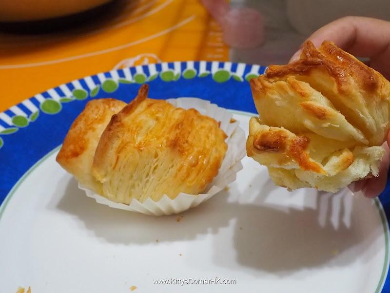 Pastry Puff DIY recipe 千層酥 自家烘焙食譜
