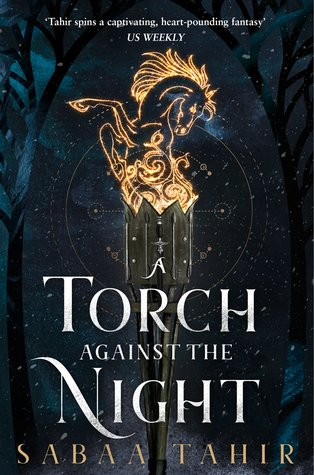 A Torch in the Night by Sabaa Tahir