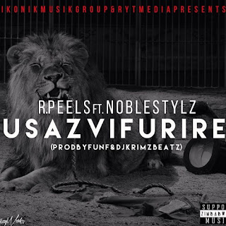 [feature]R. Peels - Usazvifurire (Feat. Noble Stylz)