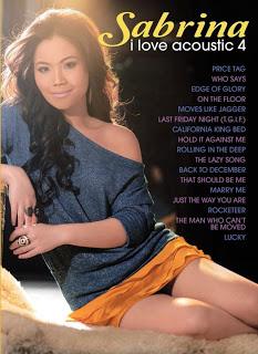 Download full Album V Sabrina - I Love Acoustic 4